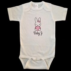 Personalized Baby Onesie. #personalizedonesie #customonesie #giftideas #uniquegifts #personalizedgift #customgift
