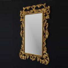 Espejo Blanca. 150 €.  www.decolomas.com