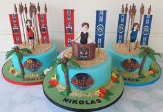 Survivor cakes