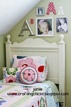 Cute for a little girls room! :)