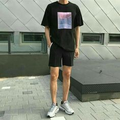 Model Citizen Magazine Issue 24 – Short men fashion - Real Time - Diet, Exercise, Fitness, Finance You for Healthy articles ideas Korean Fashion Men, Fashion Mode, Fashion Trends, Ulzzang Fashion, Short Outfits, Trendy Outfits, Fashion Outfits, Hijab Fashion, Streetwear Mode