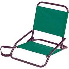 Sandpiper Sand Folding Nylon Chair for Camping Trip Green -- Want to know more, click on the image.