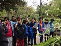 El blog del ciclo 2: Visitamos el Jardín Botánico.
