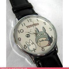 Totoro watch #Totoro