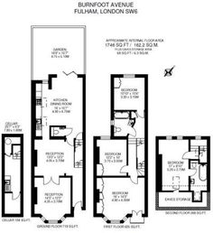Rightmove.co.uk Side Return Extension, Rear Extension, Victorian Terrace, Victorian Homes, House Extension Plans, Extension Ideas, Norway House, Mews House, Murphy Bed Plans