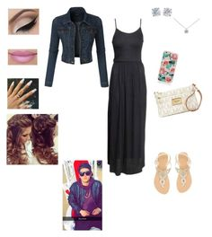 """""""date w/Nate Maloley"""" by mell-rosee ❤ liked on Polyvore featuring Michael Kors, Charlotte Russe, Sonix, Tiffany & Co., LE3NO and Retrò"""