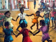 Haitian Art, Dance Paintings, Folk Art, Pride, Art Gallery, Island, Children, Google, Image