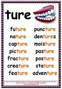 Phonics poster to show ture words. Phonics Chart, Phonics Rules, Spelling Rules, Phonics Lessons, Phonics Worksheets, Phonics Reading, Teaching Phonics, Teaching Reading, Jolly Phonics Activities