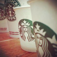 Cata #coffee #kaffe #express #blend #starbucks #cupping