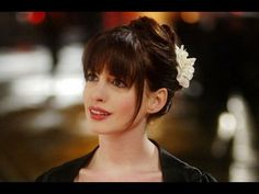 Devil Wears Prada Anne Hathaway-- hair (and dress, though you cannot see it)