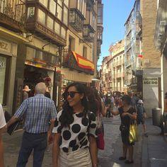 Street style Madrid/Toledo