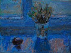 """Инесса Рахманова, """"Светлая"""" х.м. Inessa Rakhmanov, """"Light"""" oil on canvas"""