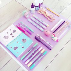 "8,809 Likes, 78 Comments - Otaku (@annimint) on Instagram: ""@meili_ tagged me to show my favorite art tools. ☺ . . Partnerseiten: @irinayuki @miumaus14 . . .…"""
