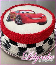 +de 80 Ideias de Bolo Carros > VEM VER < #BoloCarros #Bolo #CarrosDisney #BoloDecorado #Cake