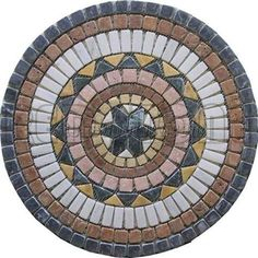 Mosaic Medallion ...
