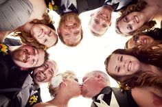 Wedding, bridal party, photography!