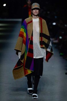 Burberry Spring 2018 Menswear Fashion Show Collection