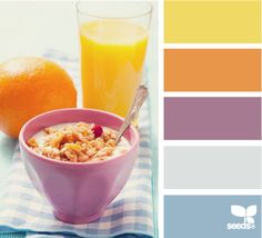 color breakfast