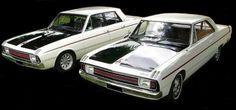 1970 Chrysler (Australia) 'muscle cars' - the 2 door & 4 door VG Valiant Pacers. Chrysler Charger, Chrysler Hemi, Big Girl Toys, Aussie Muscle Cars, Australian Cars, Car Car, Hot Cars, Mopar, Custom Cars