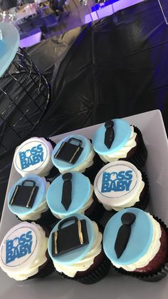 #BossBaby #Cupcakes