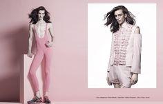 Editorial de Moda: FABULEUX