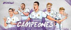 Toda la información de última hora del Real Madrid durante su participación en el Mundial de Clubes 2016: Noticias, fotos, vídeos y mucho más.