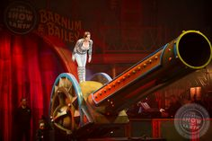 GEMMA KIRBY - Ringling Bros. Circus
