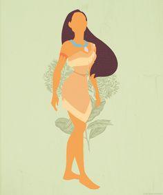 Pocahontas → Pocahontas (1995)