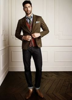 A man with style - bussines casual style - Life  Style Plus