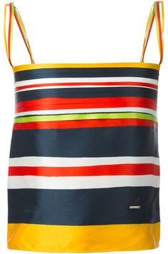 Dsquared2 striped top