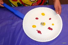 Painting with magnets... science and art