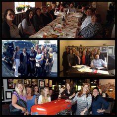 Freeman celebrates our Administrative Assistants this past Administrative Professionals Day - April 23, 2014 #FreemanCo #TrueBlue
