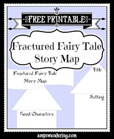 Poppins Book Nook #6: Fractured Fairy Tales