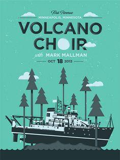 Volacno choir by Tyler Hahn