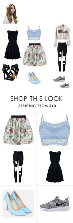 """""""Tender Only Casual"""" by lesli-andrea on Polyvore featuring moda, Raoul, Lipsy, WithChic, Oasis, JustFab y Michael Antonio"""
