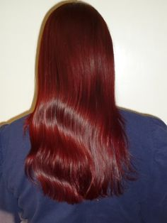 If you love red hair. You should consider to dye with henna. Henna gives beautiful shiny strong hair. This is what my hair looks like after using henna for over a year. But remember the color is permanent.