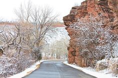 A beautiful scenic drive along the red sandstone rocks in Lyons Colorado, a country road and colorful winter landscape. Fine art photography prints, decorative canvas prints, acrylic prints, metal print wall art for sale on FineArtAmerica.com. Prints starting at $25. Copyright: James Bo Insogna
