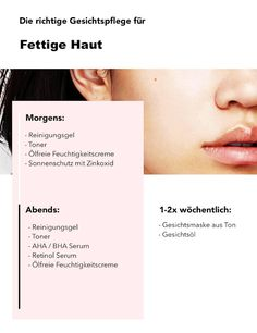 Beauty Trends 2019 Find the right facial care - facial cleansing and routine for every skin type Dermaroller, Split Nails, Hand Care, Skin Routine, Facial Cleansing, Facial Care, Feet Care, Skin Treatments, Organic Skin Care