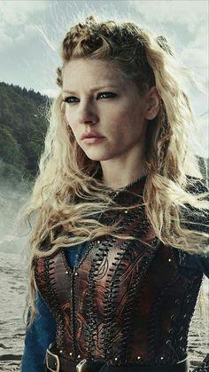 Lagerta from vikings
