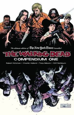 The Walking Dead: Compendium One, 2016 Amazon Most Gifted Comics & Graphic Novels  #Book