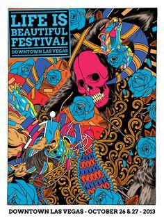 Amazing poster by Bicicleta Sem Freio - http://bicicletasemfreio.com/ #poster…