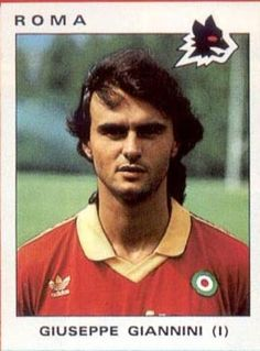 Giuseppe Giannini of AS Roma in Player Card, Sport Inspiration, As Roma, Photo Hosting, Football Jerseys, Image Sharing, My Images, Fifa, Nostalgia