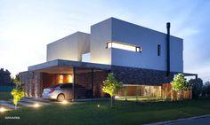 Gallery of A House / Estudio GMARQ - 15