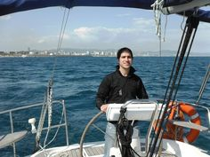 Salida en velero Port Olimpic Barcelona