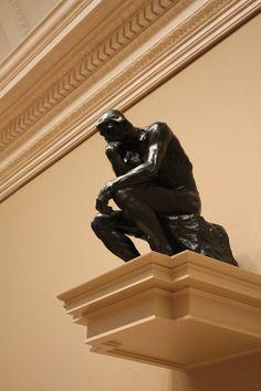 El Pensador en Museo Metropolitano de Arte NY