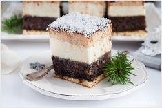Makowiec śnieżny - I Love Bake Tiramisu, Xmas, Sweets, Ethnic Recipes, Cook, Bakken, Gummi Candy, Christmas, Candy