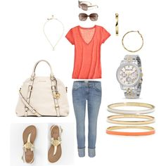 Weekend Chill, created by mrsjones919 on Polyvore