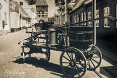 Old Firetruck by SlichoArt