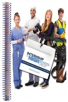 A well planned high school internship is probably the best investment of time you can make toward a great career. In this book Sherri Seligson has already laid out the plan superbly and shows you how your high school student can earn high school credit with their internship.