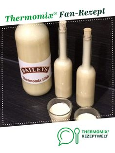 Baileys – Cremelikör Baileys – cream liqueur from TM-Benny. A Thermomix ® recipe from the drinks category www.de, the Thermomix Baileys Cocktails, Whiskey Drinks, Cocktail Drinks, Cocktail Recipes, Whiskey Cream, Irish Whiskey, Whisky, Cream Liqueur, Appetizers